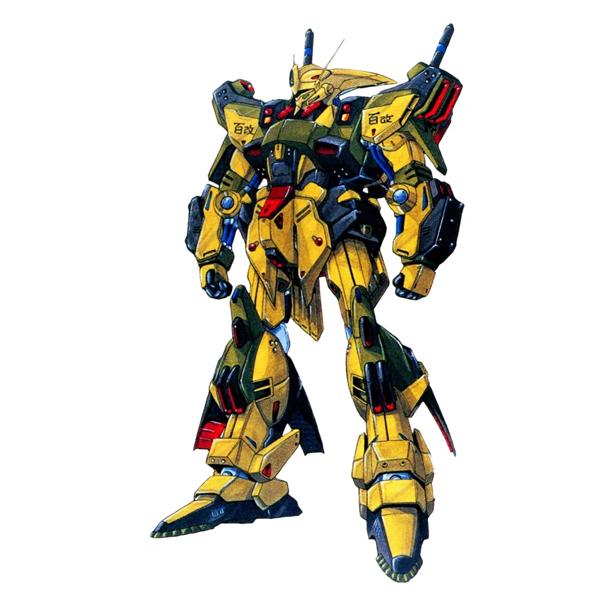 MSK-00100S 陸戦用百式改 [Land Combat Hyaku Shiki Kai]