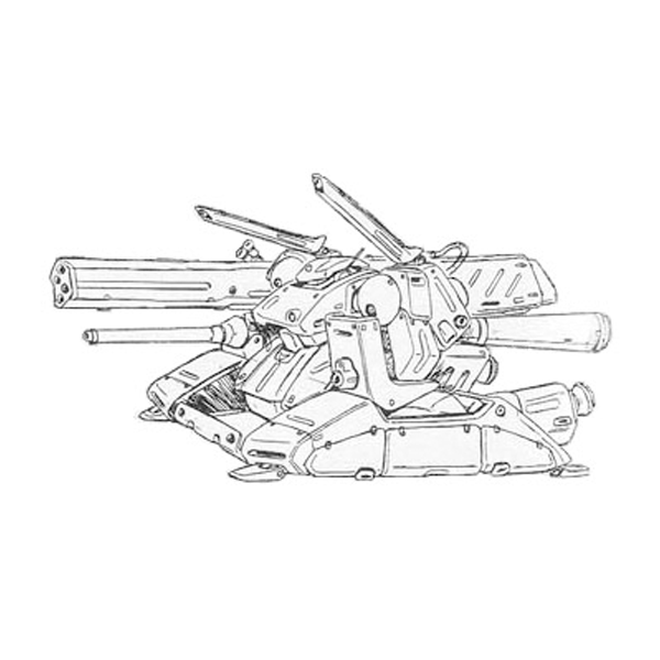 RGD-X3 GDバストライナー(ジードバストライナー)