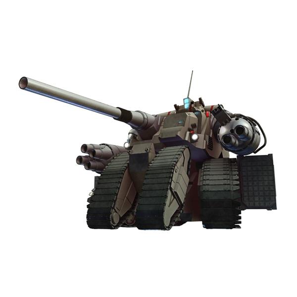 RTX-440 陸戦強襲型ガンタンク [Ground Assault Type Guntank]