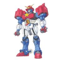 GF13-006NAII ガンダムマックスリボルバー [Gundam Max Revolver]