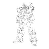 RX-178 ガンダムMk-II×II