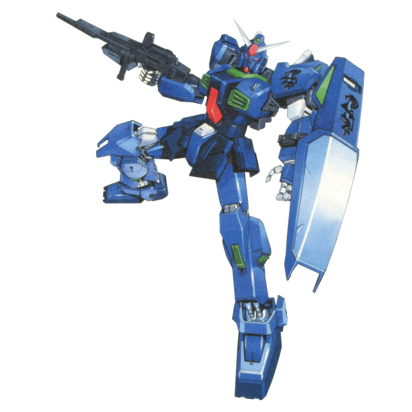 RX-178 ガンダムMk-II[ヴァースキ機]