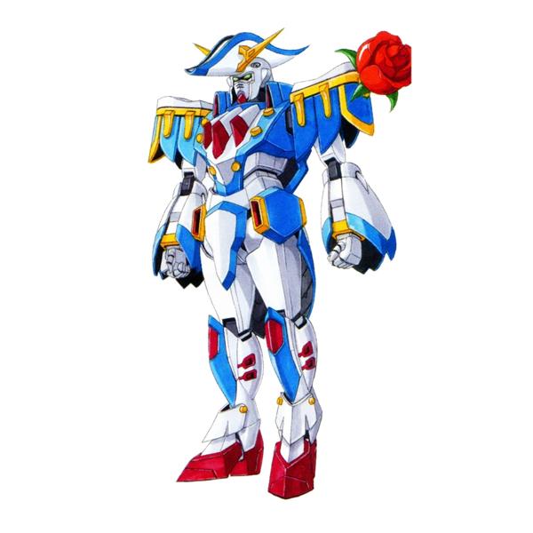 GF13-009NFII ガンダムヴェルサイユ [Gundam Versailles]