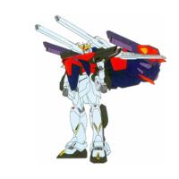 GX-9901-DX ガンダムダブルエックス(Gファルコン装備型)