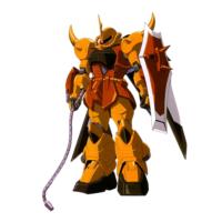ZGMF-X2000 グフイグナイテッド[ハイネ・ヴェステンフルス専用機] [GOUF Ignited Heine Custom]