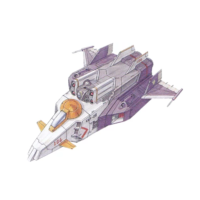 G-FIGHTER Gファイター爆撃型 [G-Fighter Bomber Type]
