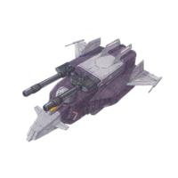 G-FIGHTER Gファイター(リアルタイプカラー) [G-Fighter Real Type]
