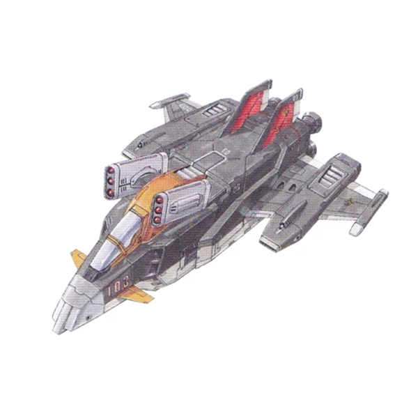 G-FIGHTER Gファイター宇宙型 [G-Fighter Space Type]