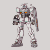 RX-78-01[FSD] ガンダムFSD [Gundam FSD] 《THE ORIGIN》