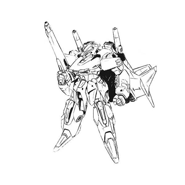 RX-78E ガンダムGT-FOUR [Gundam GT-FOUR]