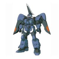 ZGMF-1017 ジン[イライジャ・キール専用機]