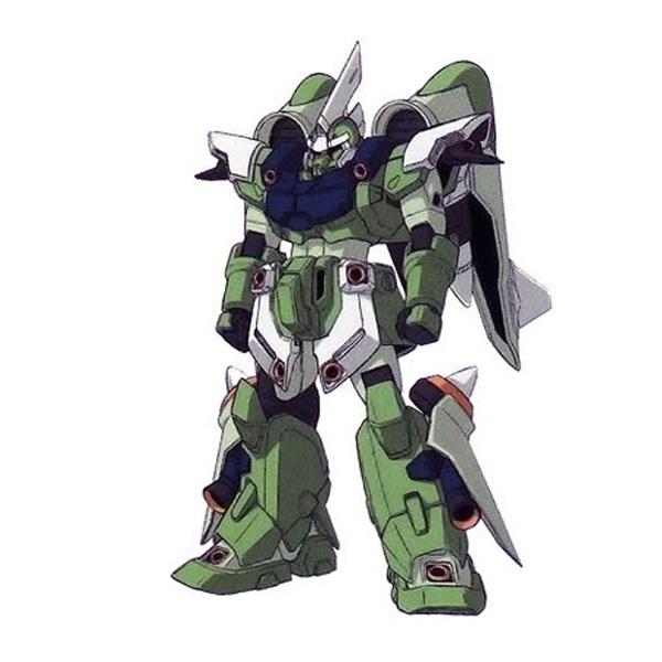 ZGMF-1017M ジンハイマニューバ [GINN High Maneuver Type]