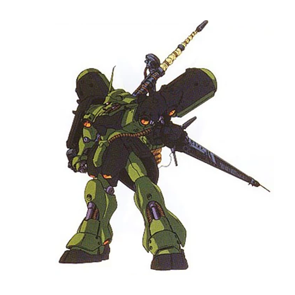 AMS-119 ギラ・ドーガ重装型