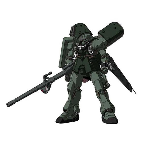 AMS-129 ギラ・ズール [ギルボア機]