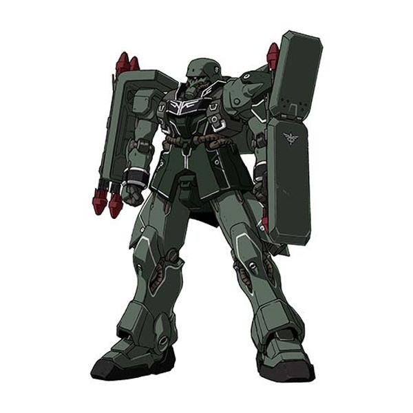 AMS-129 ギラ・ズール [キュアロン機]