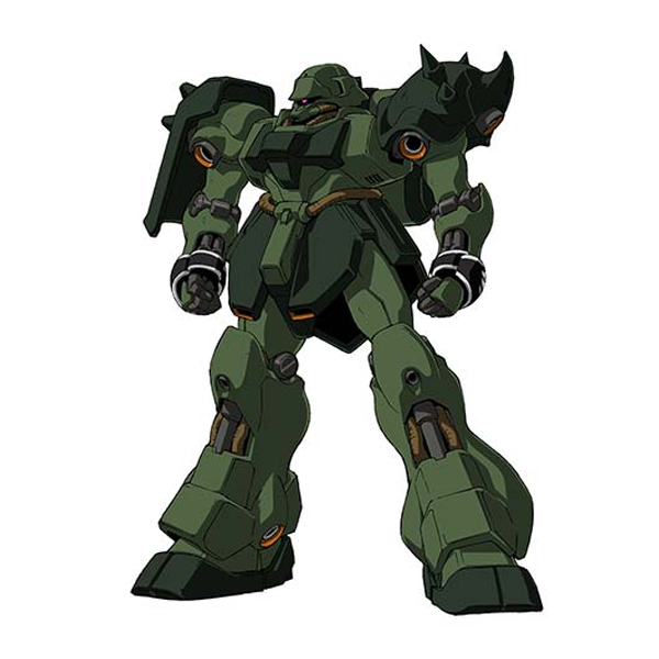 AMS-119 ギラ・ドーガ[袖付き仕様機]