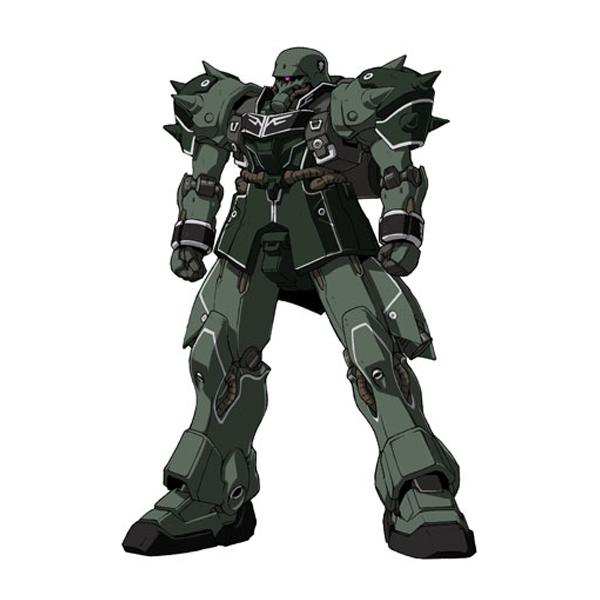 AMS-129 ギラ・ズール [親衛隊仕様機]