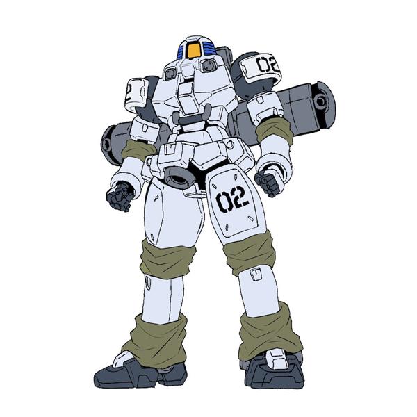 OZ-06MS Gリーオー02