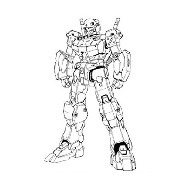 RX-81 ジーライン [G-Line] Ver.0083