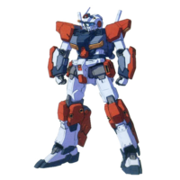 RX-81LA ジーライン ライトアーマー [G-Line Light Armor]