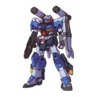 RX-81ST-GS ジーライン スタンダードアーマー(ガトリングスマッシャー) [G-Line Standard Armor(Gatling Smashers)]