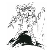 RS-82B-R ジムII改 [GM II Custom]