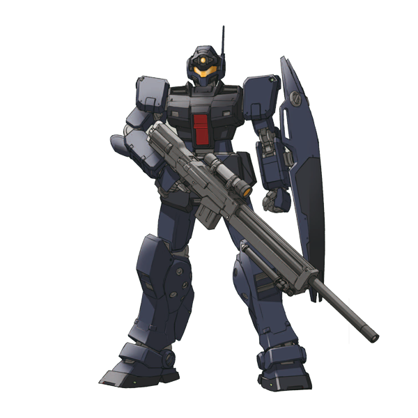 RGM-79SP ジム・スナイパーII[ティターンズ仕様機]