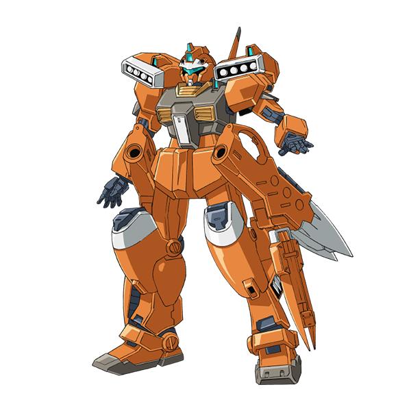 RGM-86RBM ジムIIIビームマスター [GMIII Beam Master]