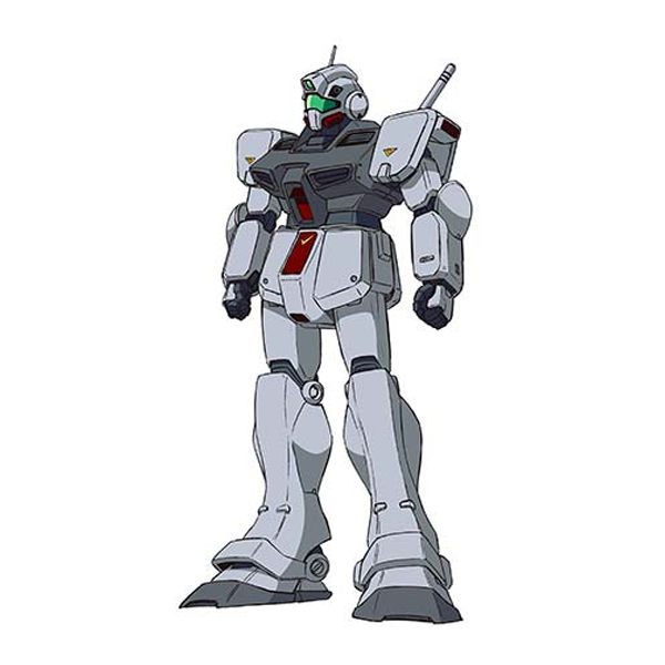 RGM-79D ジム寒冷地仕様 [GM Cold Climate Type]