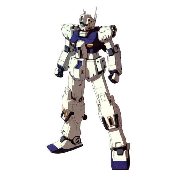 RGM-79C ジム改 [ケラウノス所属機]