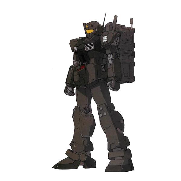 RGM-79C[G] ジム改陸戦型[ザルフ・ワッケン機]