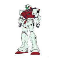 RGM-79GS ジム・コマンド宇宙戦仕様 [GM Command Space Type]