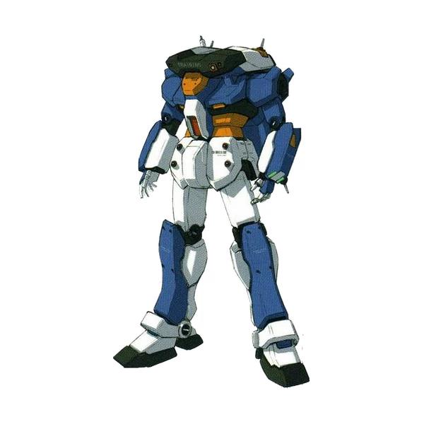 TGM-79C ジムカナール [GM Canard]