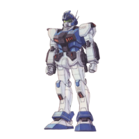 RGM-79HC ジム・ガードカスタム [GM Guard Custom]