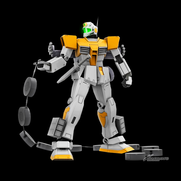 RGM-79CA ジム・レイド