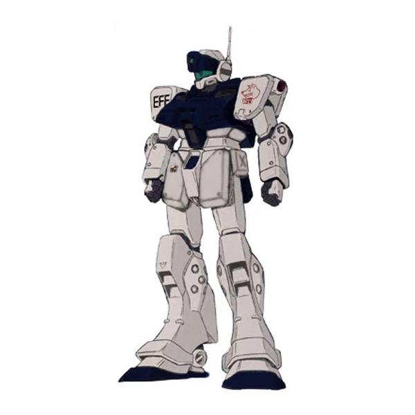 RGM-79SP ジム・スナイパーII [ホワイト・ディンゴ隊仕様機]