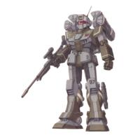 RGM-79SC ジム・スナイパーカスタム[シモダ小隊仕様機] [GM Sniper Custom Shimoda Team]