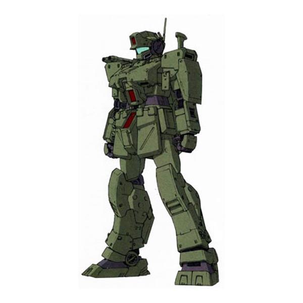 RGM-79S ジム・スパルタン [GM Spartan]