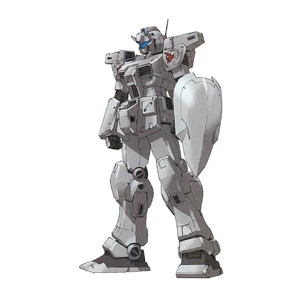 RGM-79N ジム・カスタム〈シルバー・ヘイズ〉[GM Custom (Silver Haze)]