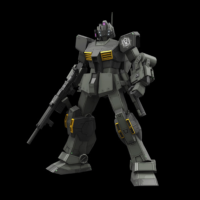 RGM-79FP-S1 ジム・ストライカー改〈メタル・スパイダー〉 [GM Striker EX (Metal Spider)]
