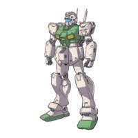 RGM-79C ジム改[アナハイム・エレクトロニクス社所属・一般機]