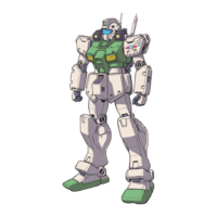 RGM-79C ジム改(センサー・ライト装備型)[アナハイム・エレクトロニクス社所属・一般機]