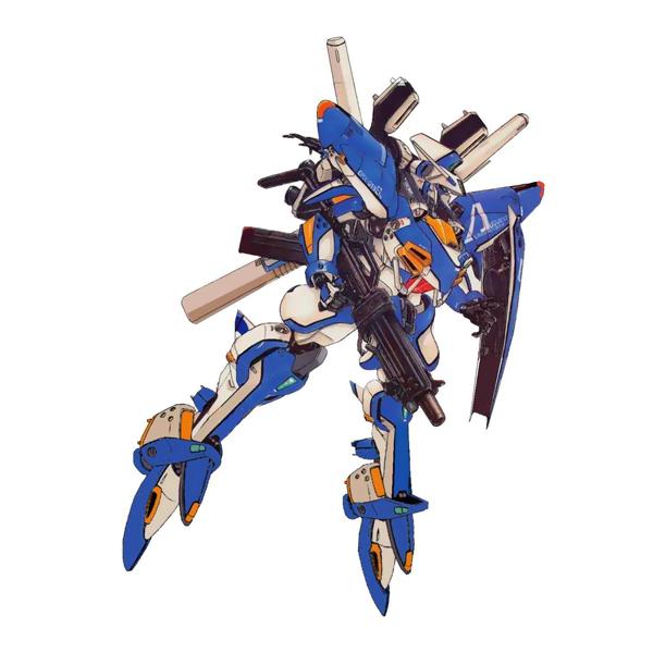 ORX-013S ガンダムMk-V 指揮官機(オーガスタテスト機カラー) [Gundam Mk-V Augusta Test Colors]