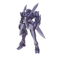 GNX-603T ジンクス[地球連邦平和維持軍仕様機] [GN-X ESF Custom]