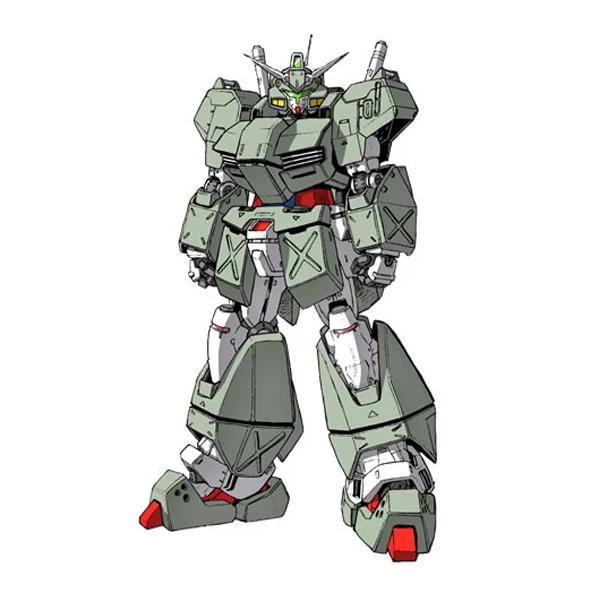 "RX-78GP01Fa ガンダム試作1号機Fa〈フルアーマー・ゼフィランサス〉 [Gundam ""Zephyranthes Full Armor""]"