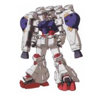 RX-78GP02A ガンダム試作2号機 MLRS搭載型 [Gundam GP02A (Type-MLRS)]