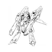 ORX-005EX シュツルム・イェーガー [Sturm Jaeger]《近藤版》