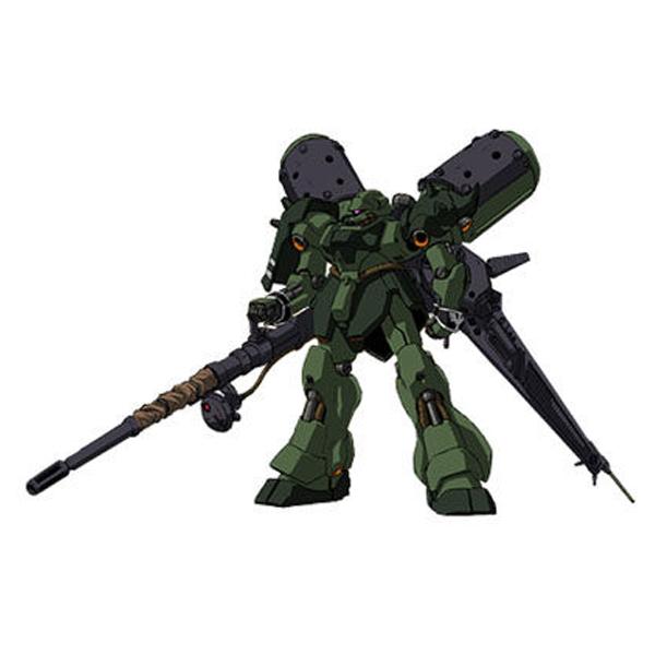 AMS-129 ギラ・ズール重装型