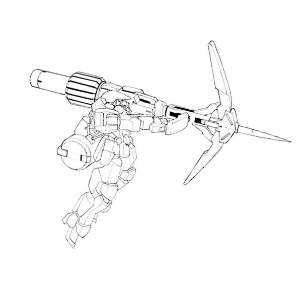 EB-06 グレイズ(ダインスレイブ装備型)