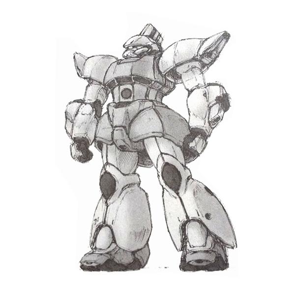 MS-14U ゲルググ(外宇宙戦仕様) [Gelgoog (Outer Space Type)]